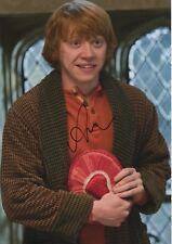 "Rupert Grint ""Harry Potter"" AUTOGRAFO SIGNED 20x30 cm immagine"