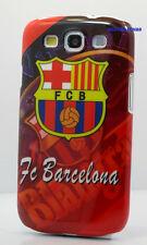 for Samsung galaxy S3 case fc barcelona football soccer club  s iii S III