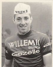 ALBERT HITCHEN Wielrennen Cyclisme 60s WILLEM II Gazelle Ciclismo Cycling vélo