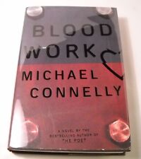 Blood Work - SIGNED by Michael Connelly - 1st Edition / 1st Printing (B194)