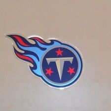 TENNESSEE TITANS AUTO BADGE CAR DECAL EMBLEM 3X5 FREE SHIPPING