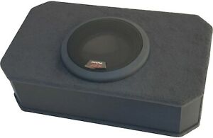 "ALPINE SBR-S8-4 Car Audio 8"" 8-INCH Ported Enclosure Sub Subwoofer 350W RMS"