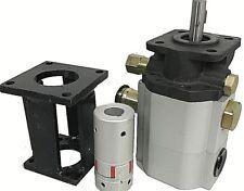 Log Splitter kit Hydraulic pump and coupling 8.8/3.0