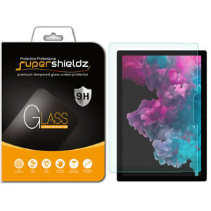 Supershieldz Tempered Glass Screen Protector for Microsoft Surface Pro 7/ 6