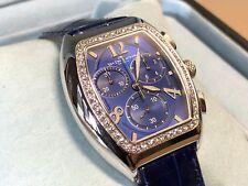 Used - Reloj Watch Montre VAN DER BAUWEDE Blue Diamonds Magnum XS - Box & Papers