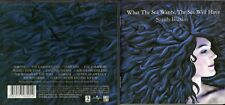 Sarah Blasko cd album - What The Sea Wants, The Sea Will Have, excellent
