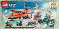 LEGO 60196 AVION DE RAVITAILLEMENT ARCTIQUE CITY NEUF NEW NUOVA