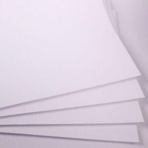 A4 High Quality White Card 250gsm Art Card 25 Sheets Crafting Card Printer Card