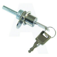 ASEC Office Furniture Desk Draw Lock Camlock with 2 Keys AS6620