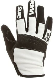 Answer Enduro Gloves White MTB NEW
