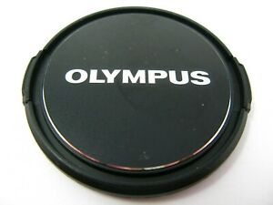 Genuine Olympus 58mm Snap On Front Lens Cap LC-58E