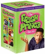 The Fresh Prince of Bel-Air ~ Complete Series Season 1-6 ~ NEW 22-DISC DVD SET