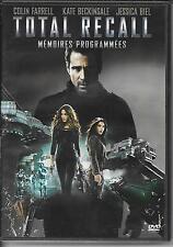 DVD ZONE 2--TOTAL RECALL - MEMOIRES PROGRAMMEES--FARRELL/BECKINSALE/BIEL/WISEMAN