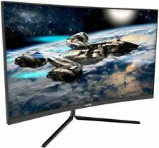 Viotek GNV27DB 27 inch Widescreen Curved QHD Gaming Monitor