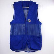 Beretta Blue Mesh Static Walking Field Vest L Large