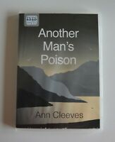 Another Man's Poison - by Ann Cleeves - MP3CD Unabridged Audiobook