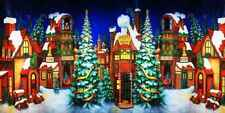 christmas house 20x10 Computer Print Background Photography Backdrop ACP-469