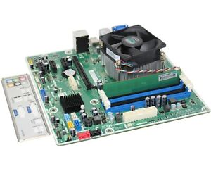 HP 700846-001 MS-7778 Ver:1.0 Motherboard with AMD A4-5300 @ 3.4GHz & 2GB RAM