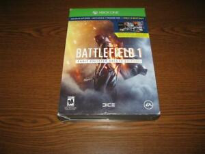 Battlefield 1: Early Enlister Deluxe Edition (Microsoft Xbox One, 2016) Art Book