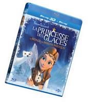 La Princesse des Glaces : Le Monde miroirs Magiques [Combo