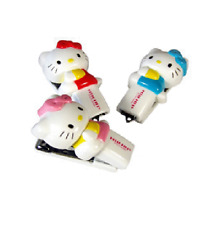 Hello Kitty Character Stapler Mini in 3Color Stationery Handy Made in Korea 1pcs