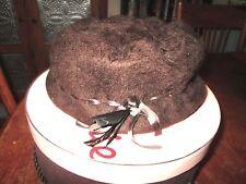 Ladies Vintage Marche Merri Soie Hat * with Styled By Coralie hat box
