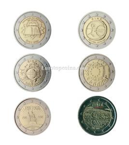 #RM# 2 EURO COMMEMORATIVE IRELAND (2007-2019) - ALL PIECES - PLEASE CHOOSE