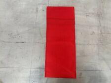 Loggers Nylon Heavy-Duty, Multi-Tool Holster, 11-Inch Long Pocket , Red