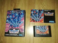 Sega Mega Drive Truxton OVP Manual