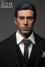 1/6 Scale The Godfather Al Pacino Head Sculpt Michael Corleone Headplay