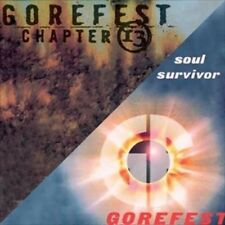 Gorefest - Soul Survivor / Chapter 13 2CD 2005 Nuclear Blast bonus demos