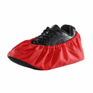 Pro Shoe Covers Red  XL Reusable
