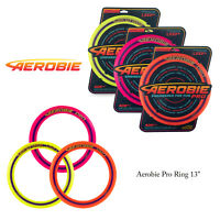 "Aerobie Fun Outdoor Park Beach Super Pro 13"" Frisbee Ring Activity Exercise Game"