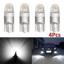 4x Osram T10 W5W 168 2SMD LED 6000K Car interior Reading Light 12V DC Lamp White