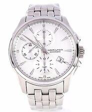 Hamilton H32596151 Jazzmaster Men's Swiss Automatic Chronograph Watch - NEW