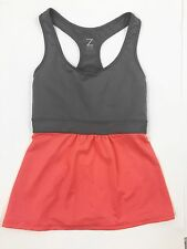 Nordstrom Z By Zella Womens Tank Top Pink Racerback Athletic Size Small S