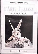 L'ARTE ITALIANA N. 14 - Dal Rinascimento al Neoclassico - TIEPOLO, A. CANOVA