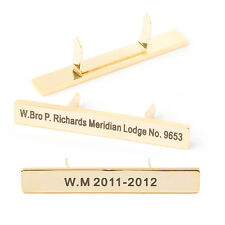 Masonic Past Masters WM Bar Jewel