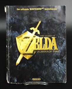 [3857] Spieleberater Zelda OCARINA of TIME Nintendo 64 N64 Lösungsbuch