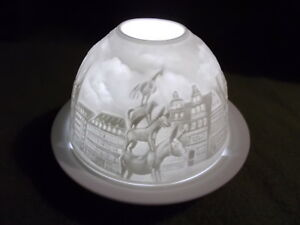 Magic Light, Tealight DOME LIGHTS Starlight Lantern Bremen 30151