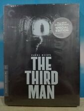The Third Man Criterion Collection DVD OOP Brand New Sealed