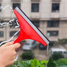 Silicone Water Wiper Soap Cleaner Scraper Blade Squeeze Window Washing Cleani Fq