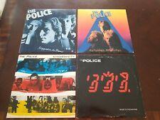 The Police 4 Vinyl Lp