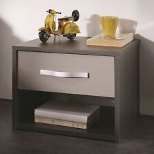 Less than 45cm Oak Bedside Tables & Cabinets with 1 Drawer