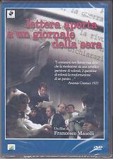 Dvd **LETTERA APERTA A UN GIORNALE DELLA SERA** nuovo 1970