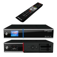 GigaBlue UHD UE 4K SAT Linux Receiver 2x DVB-S2 FBC Twin Tuner E2 Box UltraHD