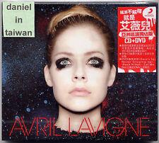 Avril Lavigne: Asian Tour Edition (2014) CD & DVD TAIWAN