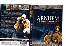 The War Collection:Arnhem:A Bridge Too Far-True Story-2001-Documentary War-DVD