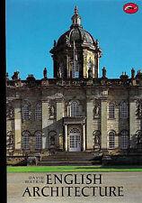 English Architecture: A Concise History (World of Art),Watkin, David,Very Good B