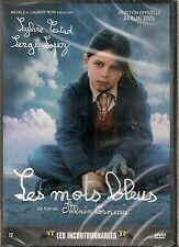 "DVD ""Les Mots bleus""  Sylvie Testud   NEUF SOUS BLISTER"